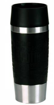 emsa TRAVEL MUG Isolierbecher schwarz